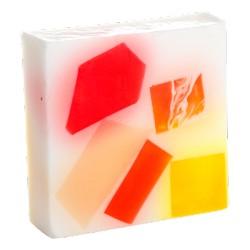 Mydło Glicerynowe Mleczno-Pomarańczowe BadeFee