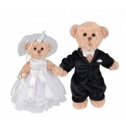Misiowa Para ślubna