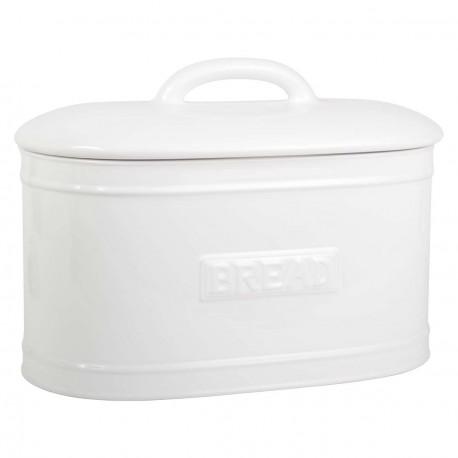pojemnik na chleb biały