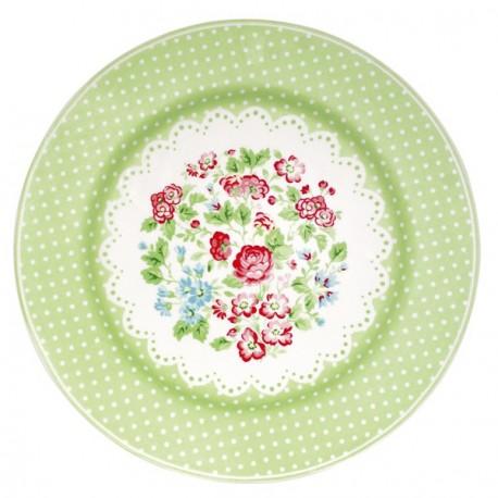 talerz Ivy green 25cm