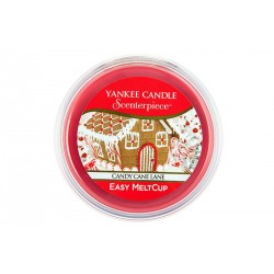 wosk scenterpiece Candy Cane Lane