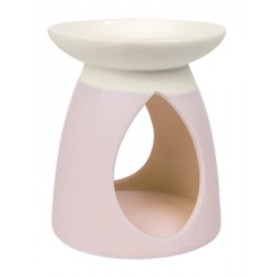 Pastel Hue - kominek różowy