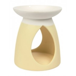 Pastel Hue - kominek żółty