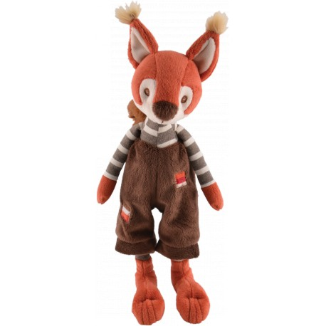 fasolki maskotki lis, wiewiórka