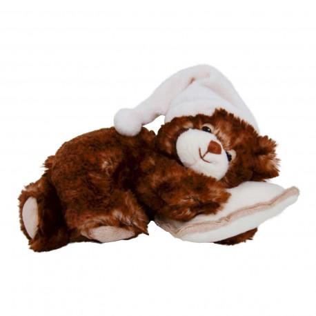 Rudolph spiacy miś