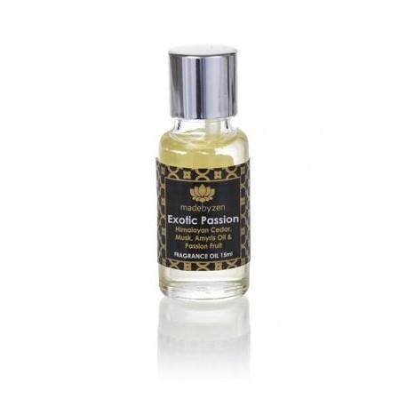 Olejek Zapachowy Signature Fragrance Oil Exotic Passion MADEBYZEN