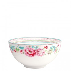 miska Bowl Summerwhite large