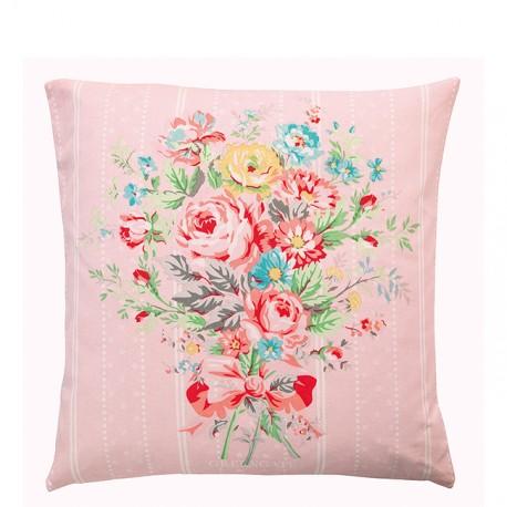 poszewka Amelie pale pink 50x50