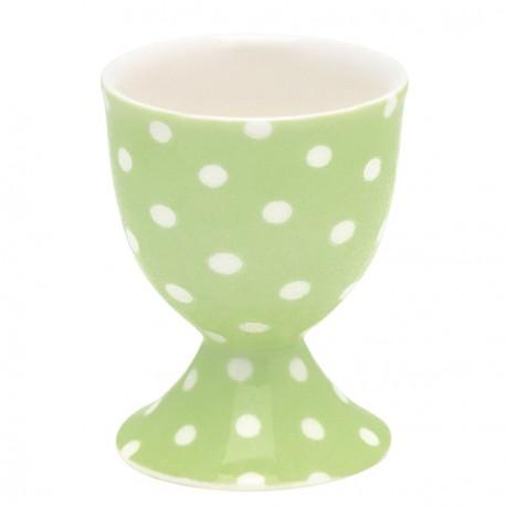 kieliszek do jajek Spot green H: 6,5 cm.