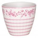 Latte kubek Audrey raspberry