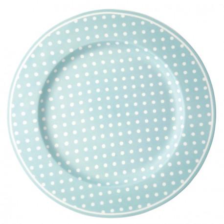 talerz Spot Pale blue