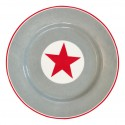 talerz Big Star Red 20,5 cm