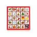 Kalendarz adwentowy Ornaments 25piramidek