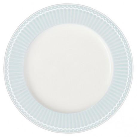 talerz alice pale blue 26,5cm