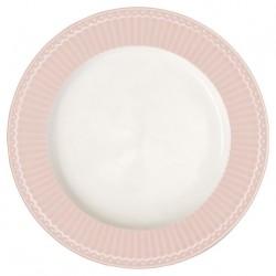 talerz alice pale pink 26,5cm