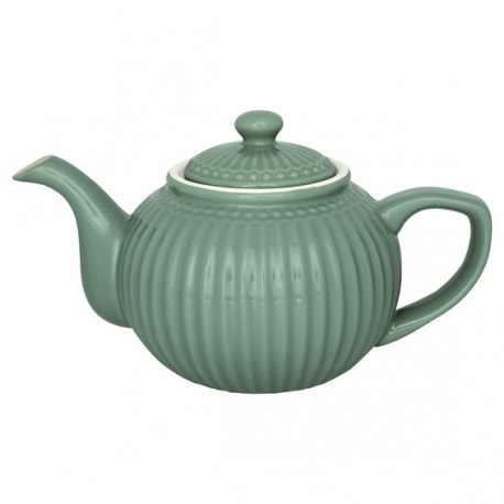 czajniczek alice dusty green 1l