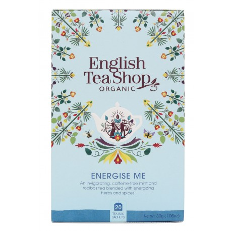 herbata energise me 20 saszetek