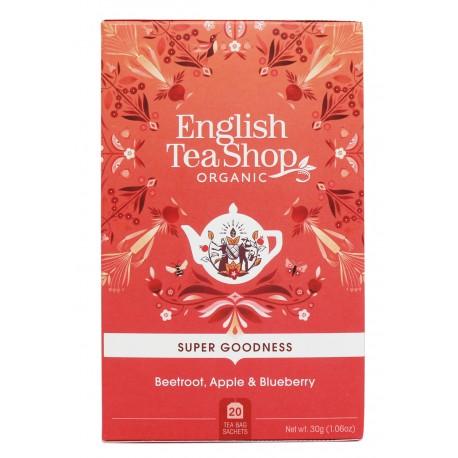 herbata super goodness z burakiem