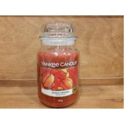 Spiced Orange duża świeca Yankee Candle