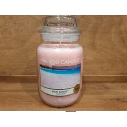 Pink Sands duża świeca Yankee Candle