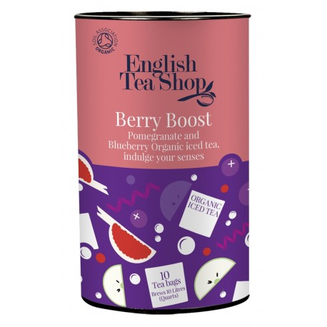 herbata mrożona berry boost