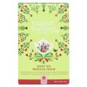 herbata white tea tropical fruits 20 saszetek