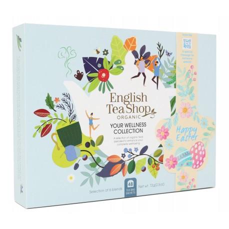 herbata zestaw wielkanocny 48 saszetek