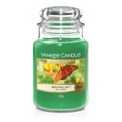 Beautiful Day duża świeca Yankee Candle