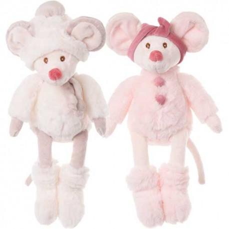 myszka różowa Anna Bukowski Design 25cm