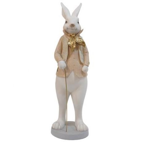 królik zając galeryjny 52,5cm