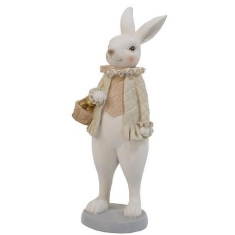 królik zając galeryjny 25,5cm