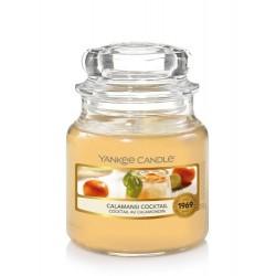 Calamansi Cocktail Yankee Candle Mała świeca