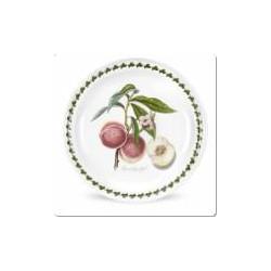 Talerz śniadaniowy Portmeirion Pomona 21,5cm Brzoskwinia