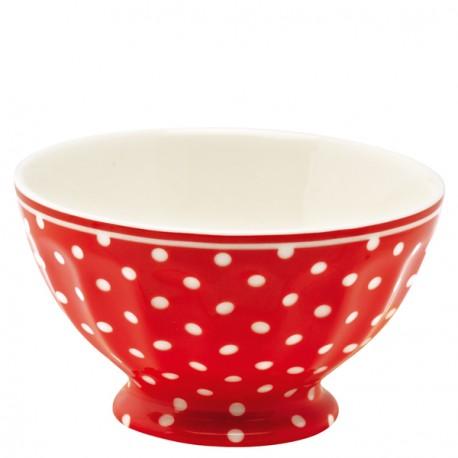 miska Spot red XL