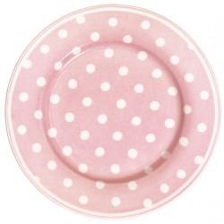 talerz Naomi pink 20,5cm